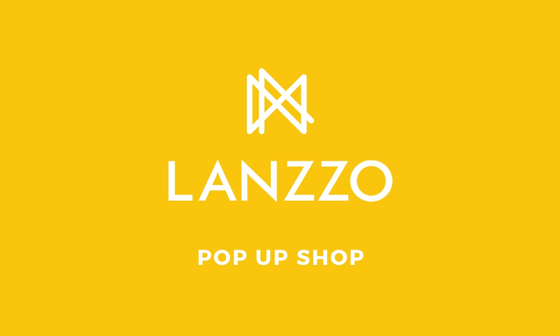 LANZZO POP UP SHOP
