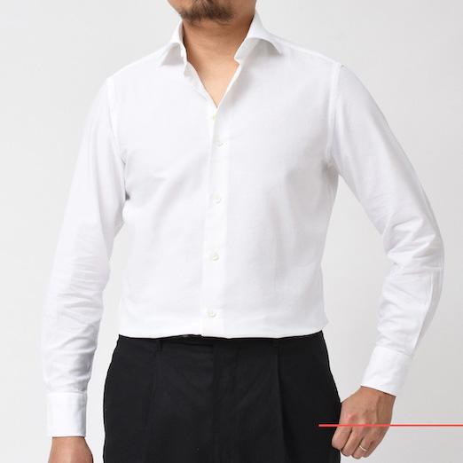 イタリアの色気漂う! Giannetto(ジャンネット)シャツ4型