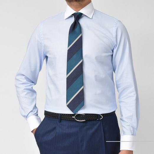 イタリアンシャツの良心。 GUY ROVER(ギ ローバー)クレリックカラーシャツ