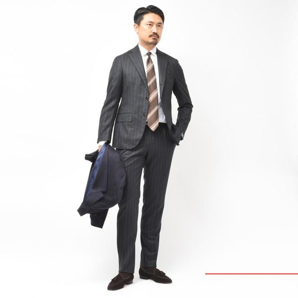今シーズンのgujiの推しは…!? BARBA(バルバ)ジャケット・スーツ・コート