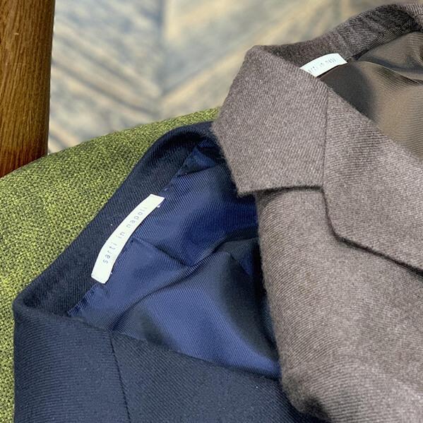 De Petrilloの極上カシミアジャケットまだあります!