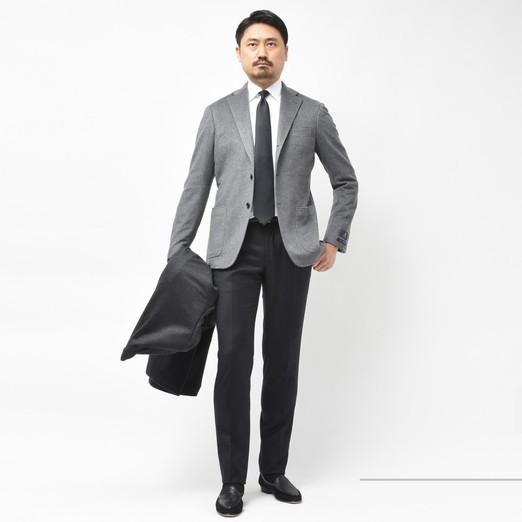 こんな一着が似合うオトコになりたいですよね(憧)・・・ RING JACKET(リングヂャケット)× salotto di guji 別注 COLOMBO カシミヤジャケット GUJ-02