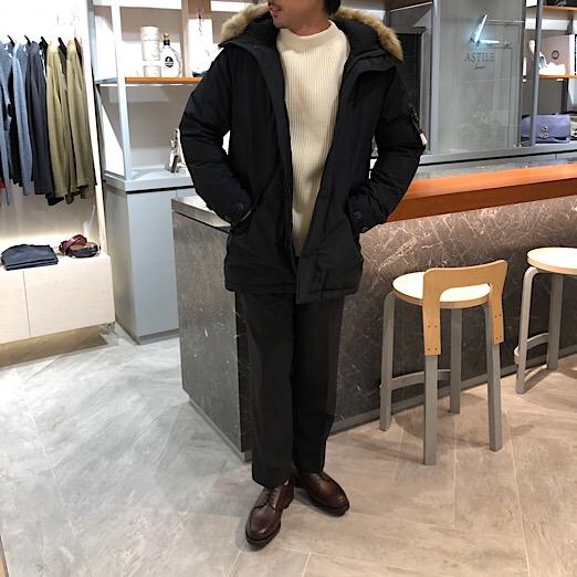 【キドケンブログ更新!!】寒さを防ぎ且つオシャレに!!