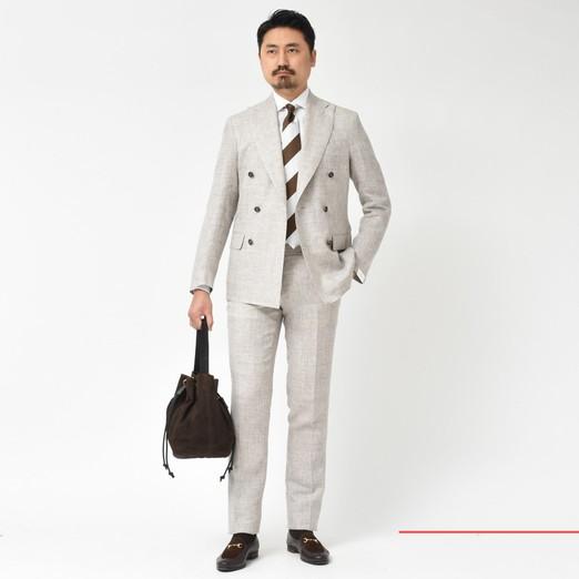 cモダンナポレターナ! De Petrillo(デペトリロ)スーツ5型
