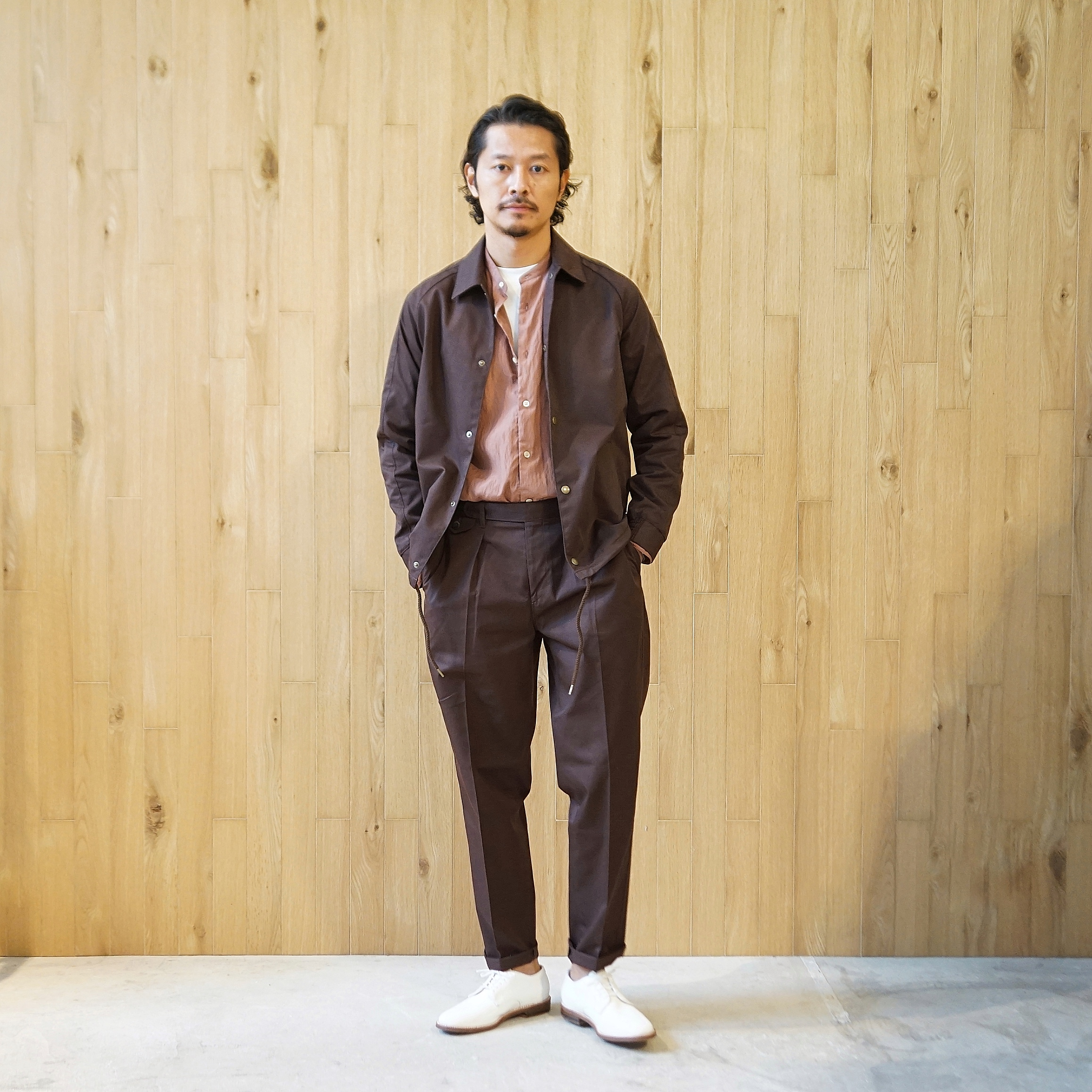 Style with COLONY CLOTHNG vol.3