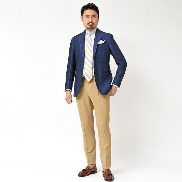 リアルにモテる服とどこにもないネクタイをお探しなら、、、  Stile Latino(スティレラティーノ)・Spacca Neapolis(スパッカネアポリス)