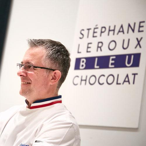 チョコレートアートの展示会「ブルーショコラ・エキシビション」