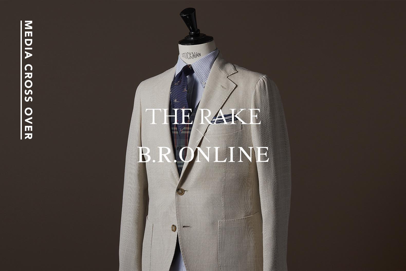 永遠の定番「ブルックス ブラザーズ」のBDシャツを今風に着る