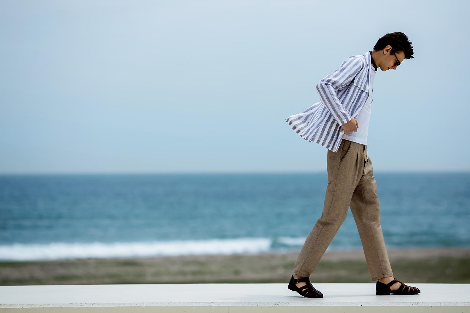 パンツが変わればスタイルが変わる 進化系パンツの最前線