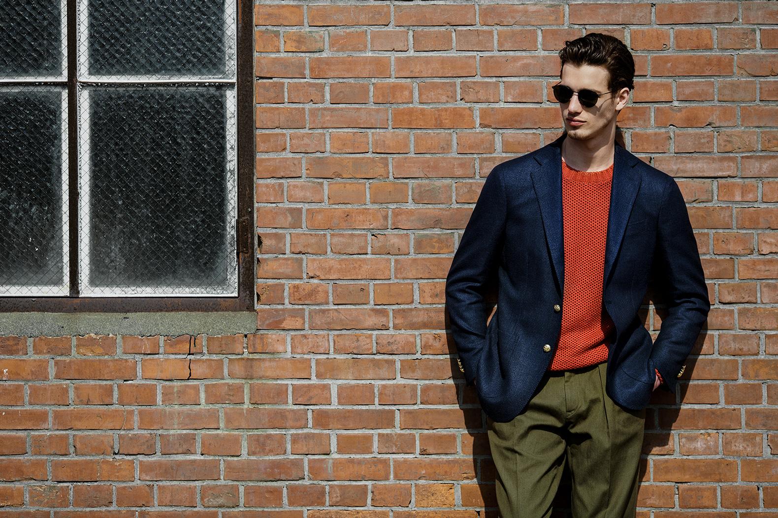 今春は、仕事も遊びも脱ストリート 大人カジュアルを制するなら ナポリブランドのジャケットを狙え!