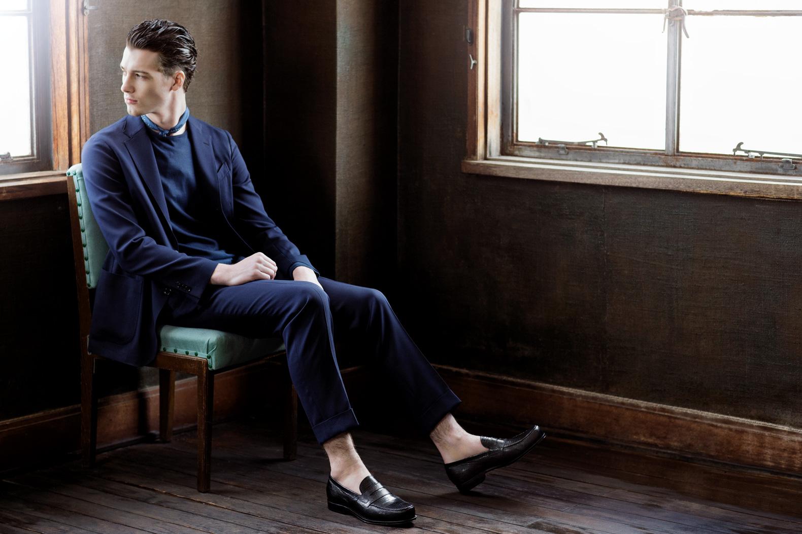 盛岡の老舗靴店が  スペイン靴に注目する理由