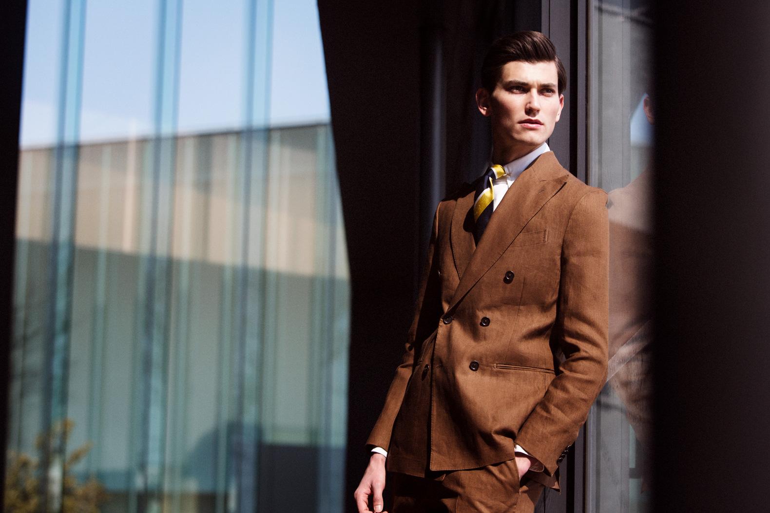 春のスーツ&ジャケット最前線 大人のためのデイリーなクラシック 3ブランド3スタイル