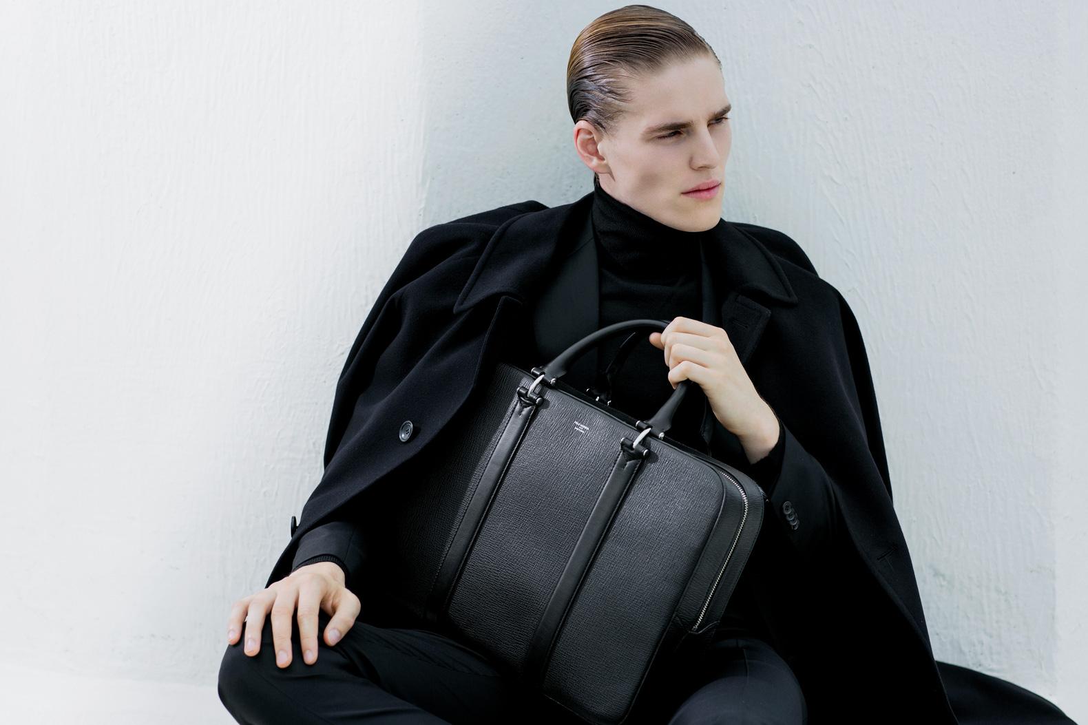 さりげない上質を五感で味わえる美しきバッグ。ペッレ モルビダがB.R.MALLに登場