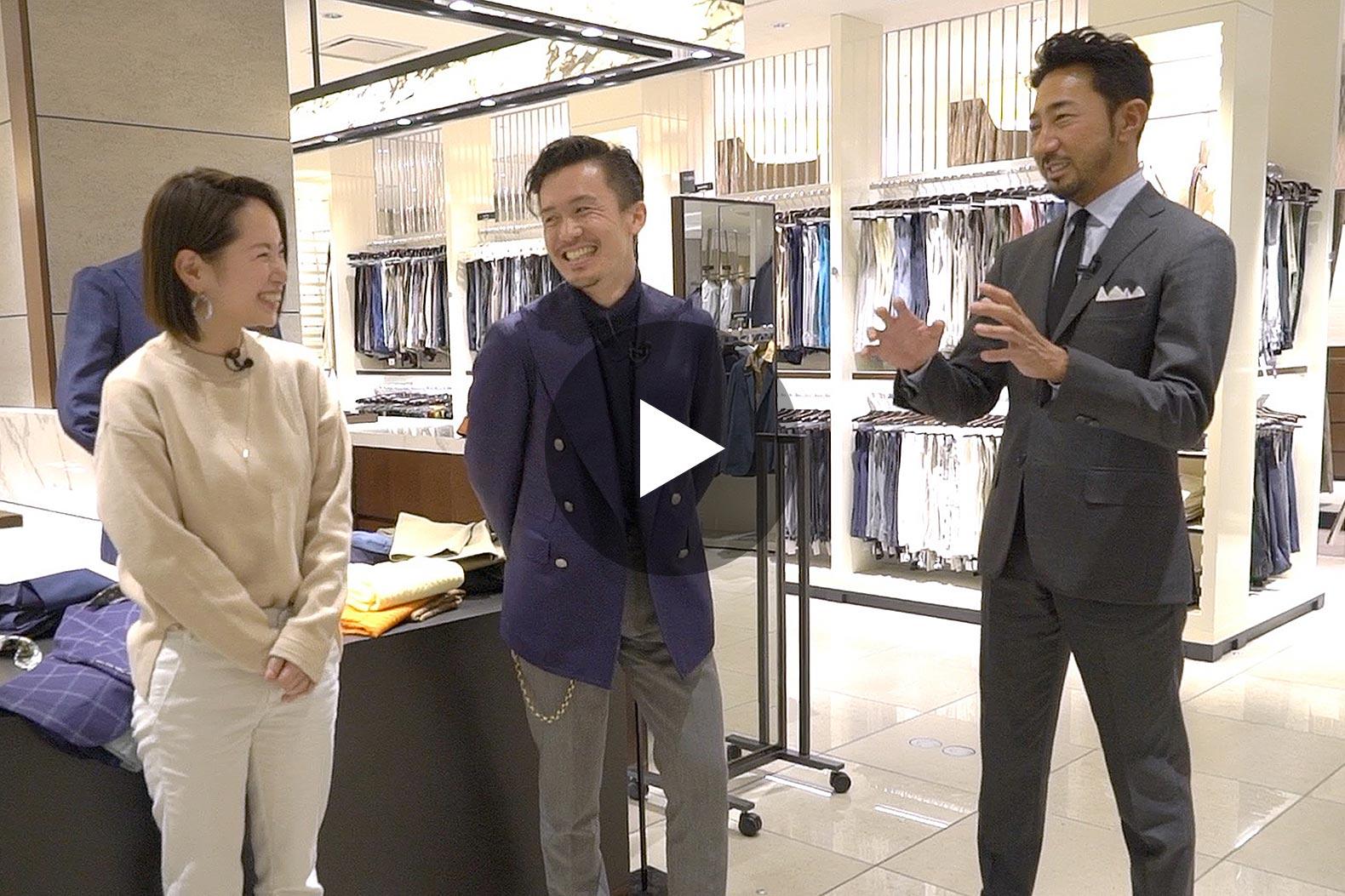 業界騒然! 伊勢丹新宿店メンズ館と奇跡のコラボ & EMMETIのBR別注に新モデル!